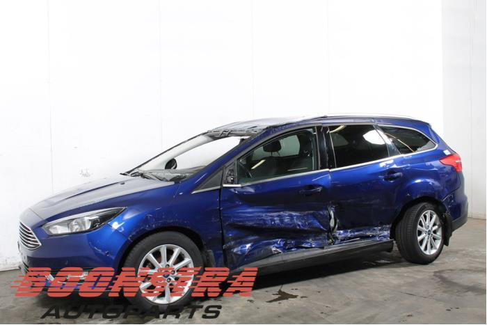 Ford Focus 1.0 Ti-VCT EcoBoost 12V 125 2014-11 / 2018-05