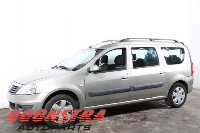 Dacia Logan 1.6 16V 2007-02 / 2013-05