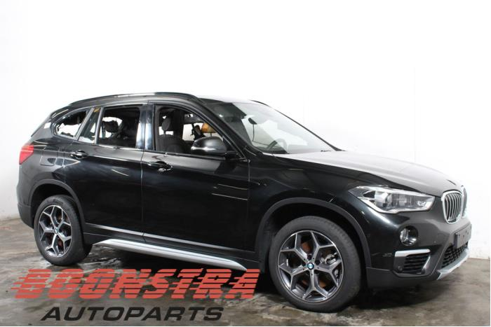 BMW X1 (F48), SUV, 2014<br><small>sDrive 20i 2.0 16V Twin Power Turbo, SUV, Benzine, 1.998cc, 141kW (192pk), FWD, B48A20A, 1507, HS71; HS72; JG31; JG32; 71AA; 72AA</small>