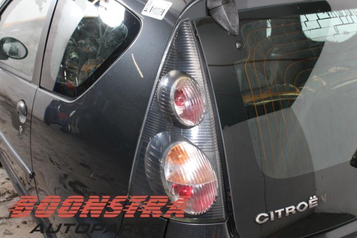 Citroen C1, Hatchback, 2005 / 2014<br><small>1.0 12V, Hatchback, Benzine, 998cc, 50kW (68pk), FWD, 1KRFE; CFB, 2005-06 / 2014-09, PMCFA; PMCFB; PNCFA; PNCFB</small>