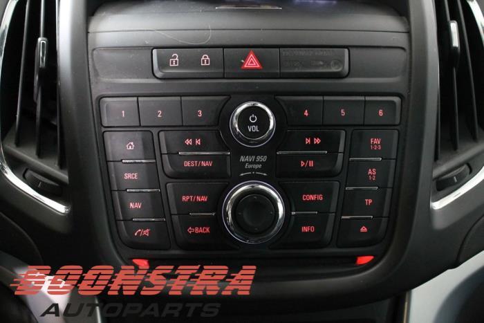 Opel Zafira Tourer (P12), MPV, 2011 / 2019<br><small>1.6 CDTI 16V ecoFLEX 136, MPV, Diesel, 1.598cc, 100kW (136pk), FWD, B16DTH, 2013-02 / 2019-03, PD9E3; PE9E3</small>