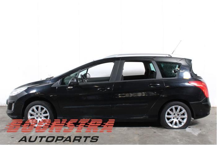Peugeot 308 SW (4E/H), Combi 5-drs, 2007 / 2014<br><small>1.6 VTI 16V, Combi/o, 4Dr, Benzine, 1.598cc, 88kW (120pk), FWD, EP6; 5FW, 2007-09 / 2014-03, 4E5FW; 4H5FW</small>