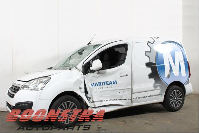 Peugeot Partner 08- 1.6 BlueHDI 75 2015-01 / 2018-12