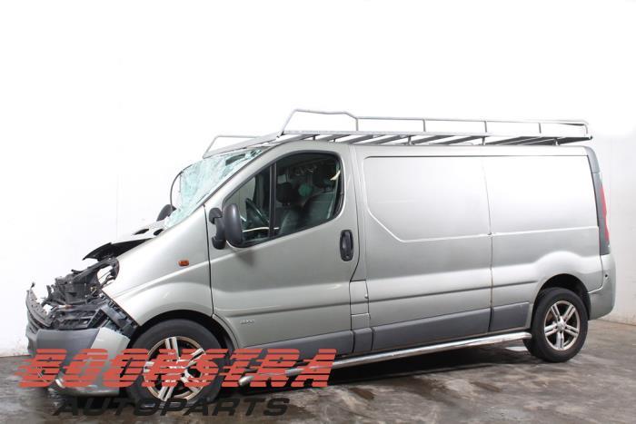 Opel Vivaro 01- 2.0 CDTI 16V 2011-08 / 2014-03