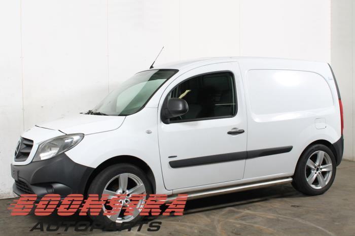 Mercedes Citan 12- 1.5 108 CDI 2012-11 / 0-00