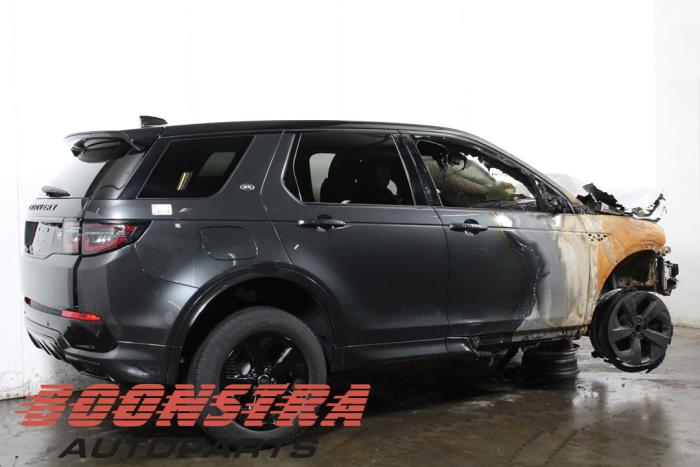 Landrover Discovery Sport (LC), Terreinwagen, 2014<br><small>2.0 T 16V AWD, Jeep/SUV, Benzine, 1.999cc, 147kW (200pk), 4x4, 204PT, 2019-05, LCS5EF</small>