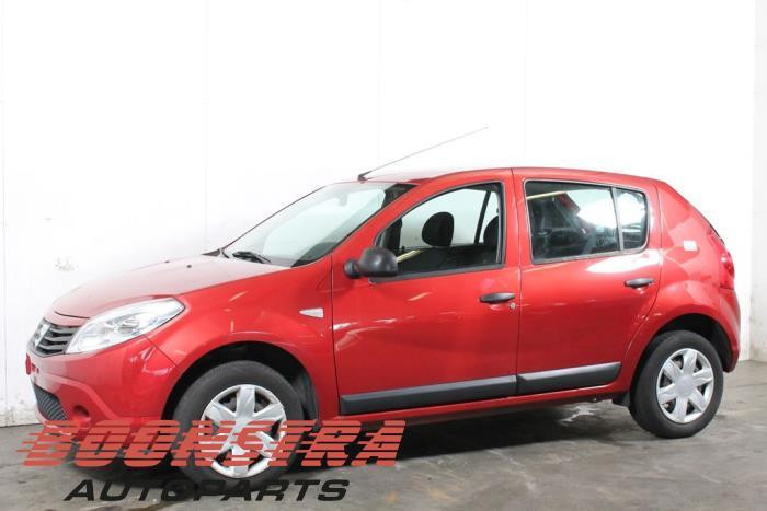 Dacia Sandero 1 08- 1.2 16V 2008-11 / 2012-12