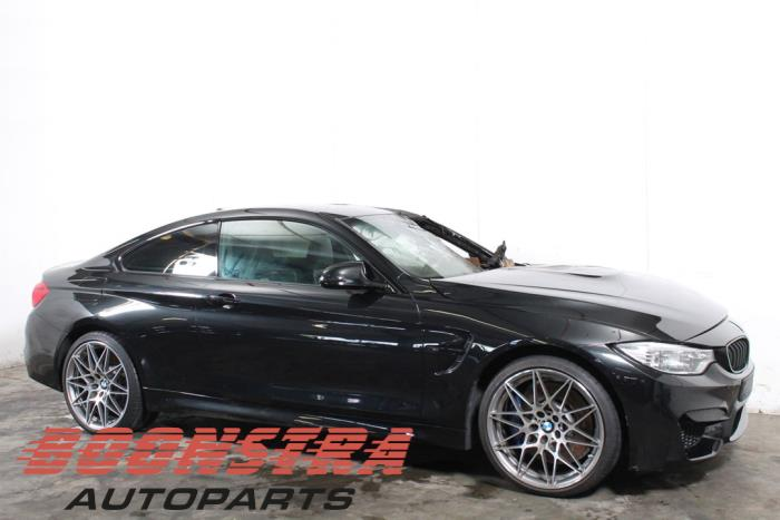 BMW 4 serie (F32/82), Coupé, 2013 / 2021<br><small>M4 3.0 24V Turbo Competition Package, Coupe, 2Dr, Benzine, 2.979cc, 331kW (450pk), RWD, S55B30A, 2016-03 / 2020-10, 3R91; 3R92; 4Y91; 4Y92</small>