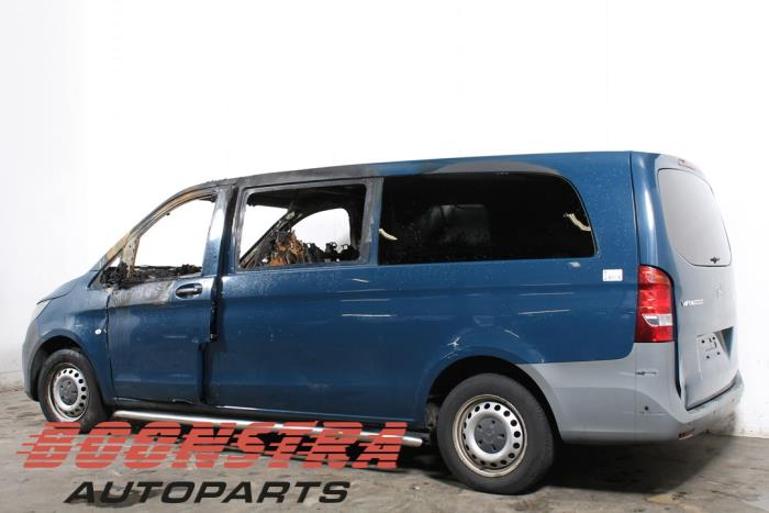 Mercedes Vito Tourer (447.7), Bus, 2014<br><small>2.2 114 CDI 16V, Bus, Diesel, 2.143cc, 100kW (136pk), RWD, OM651950, 2014-10, 447.701; 447.703; 447.705</small>