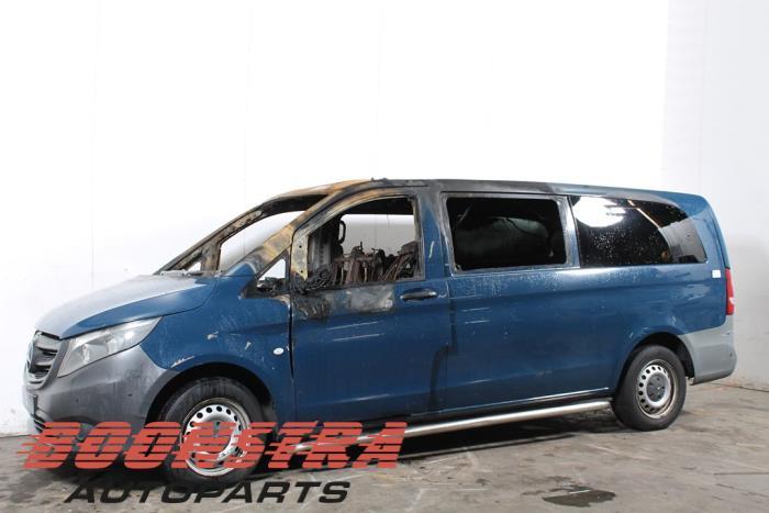 Mercedes Vito 14- 2.2 114 CDI 16V 2014-10 / 0-00