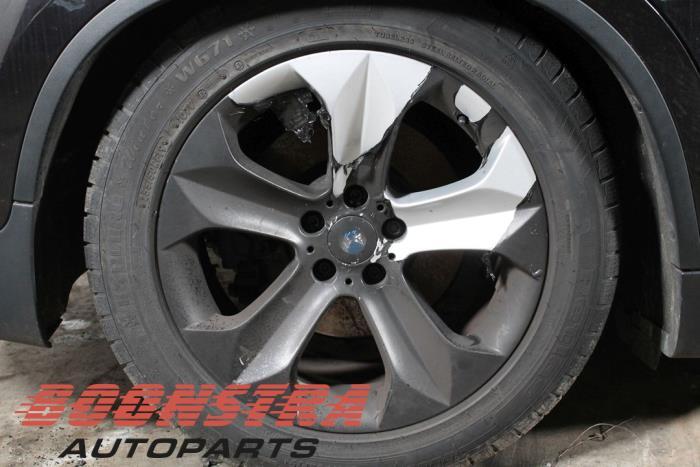 BMW X6 (E71/72), SUV, 2008 / 2014<br><small>50iX 4.4 V8 32V, SUV, Benzine, 4.395cc, 300kW (408pk), 4x4, N63B44A, 2008-05 / 2014-06, FG81; FG82</small>