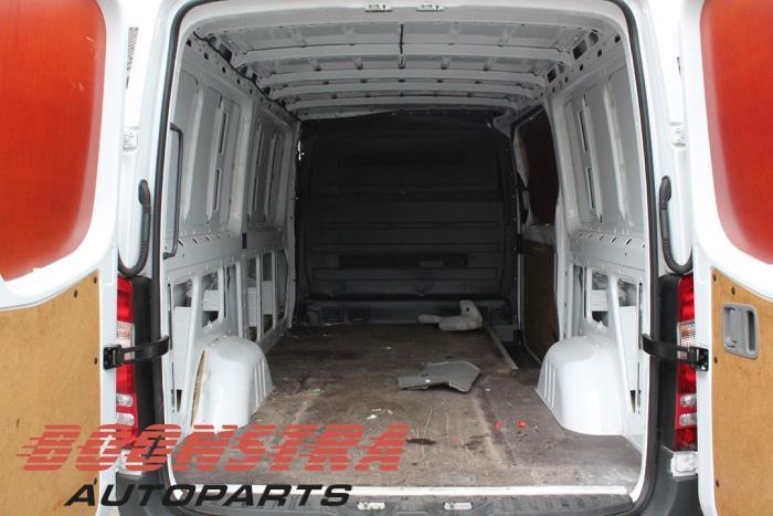 Mercedes Sprinter 3.5t (906.63), Van, 2006<br><small>314 CDI 16V, Bestel, Diesel, 2.143cc, 105kW (143pk), RWD, OM651955, 2016-05, 906.631; 906.633; 906.635; 906.637</small>