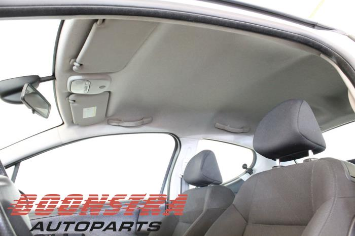 Peugeot 207/207+ (WA/WC/WM), Hatchback, 2006 / 2015<br><small>1.4 16V VTi, Hatchback, Benzine, 1.397cc, 70kW (95pk), 8FS; EP3, 2007-06 / 2009-06</small>