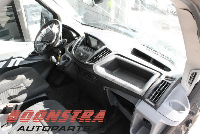 Ford Transit, Van, 2013<br><small>2.0 TDCi 16V Eco Blue 105, Bestel, Diesel, 1.995cc, 77kW (105pk), FWD, YLFS; YLF6; YLFA; BJFA; BJFB; YLFB, 2016-03</small>