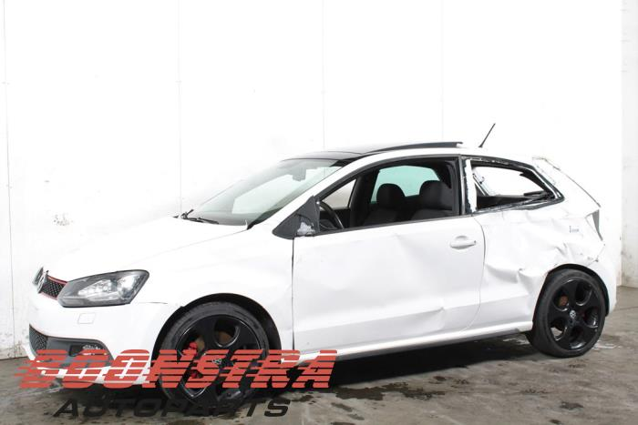 Volkswagen Polo (6R), Hatchback, 2009 / 2017<br><small>1.4 GTI 16V, Hatchback, Benzine, 1.390cc, 132kW (179pk), FWD, CAVE, 2010-05 / 2012-09</small>