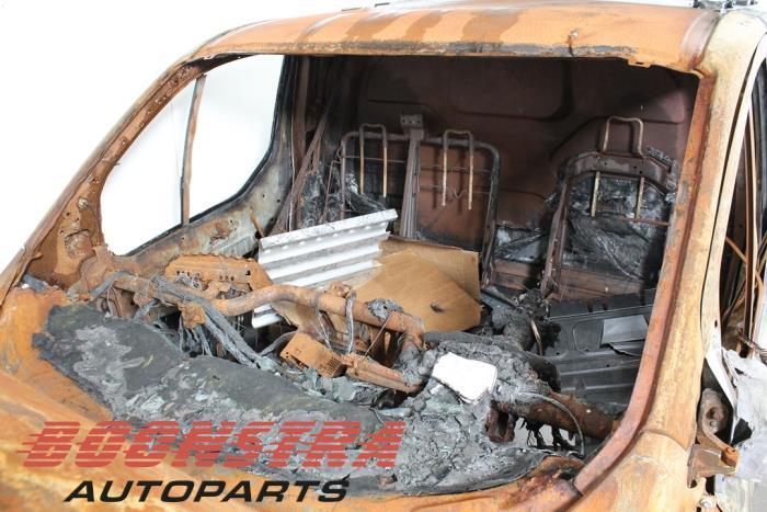 Ford Transit Custom, Van, 2011<br><small>2.0 TDCi 16V Eco Blue 130, Bestel, Diesel, 1.995cc, 96kW, YMFS; YMF6; YMFA; YMFB; BKFA; BKFB, 2015-12</small>