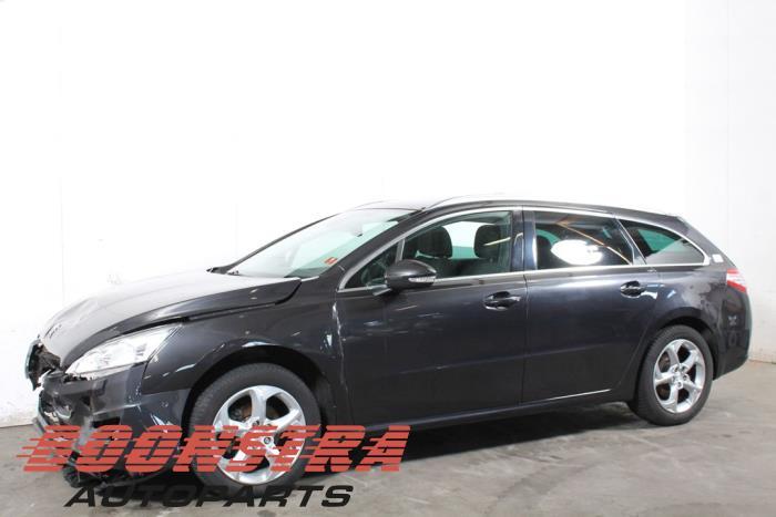 Peugeot 508 11- 1.6 HDiF 16V 2010-10 / 2018-12