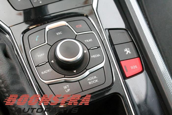Peugeot 508 SW (8E/8U), Estate, 2010 / 2018<br><small>1.6 HDiF 16V, Combi/o, Diesel, 1.560cc, 82kW (111pk), FWD, DV6C; 9HR, 2010-10 / 2018-12, 8E9HR</small>