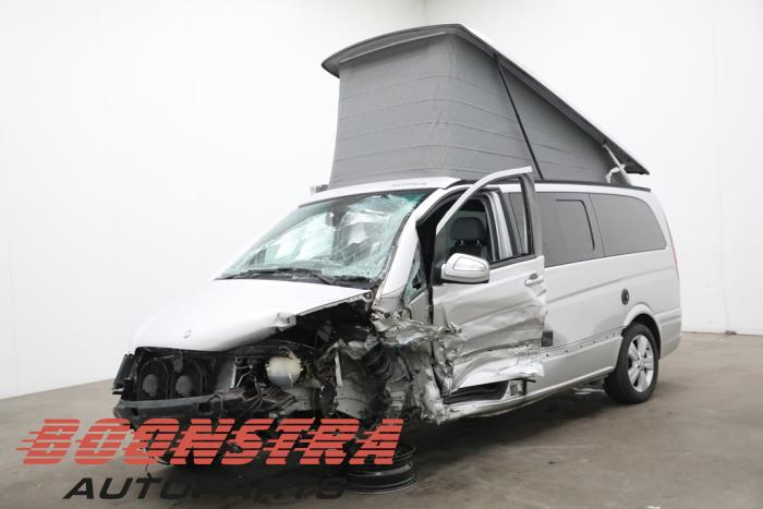 Mercedes Viano 2.2 CDI 16V Euro 5 2010-07 / 2014-06