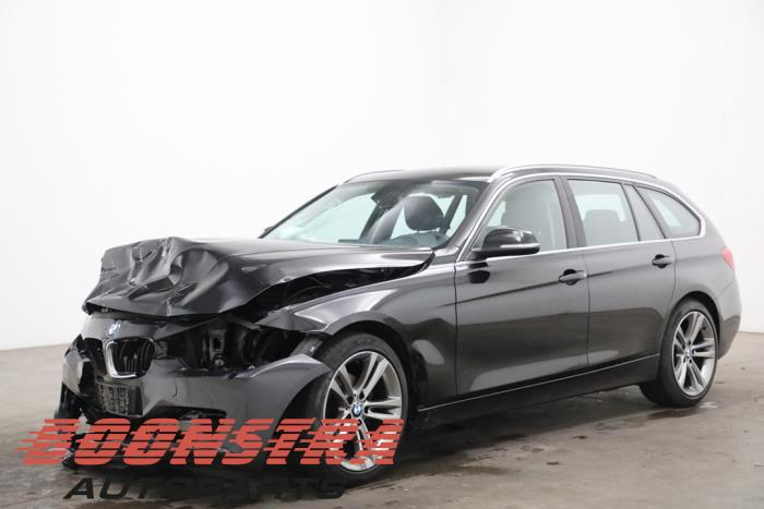 BMW 3-Serie 320d 2.0 16V EfficientDynamicsEdition 2012-07 / 2015-06