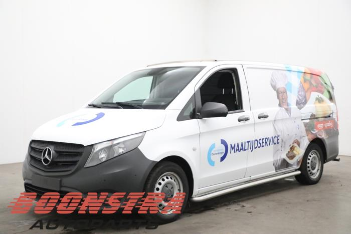 Mercedes Vito 1.6 109 CDI 16V 2014-10 / 0-00