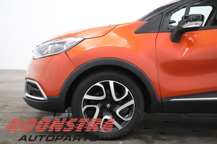 Renault Captur (2R), SUV, 2013<br><small>1.5 Energy dCi 90 FAP, SUV, Diesel, 1.461cc, 66kW (90pk), FWD, K9K608; K9KB6; K9K609; K9KD6; K9K628; K9KE6; K9K629; K9K838, 2013-06</small>