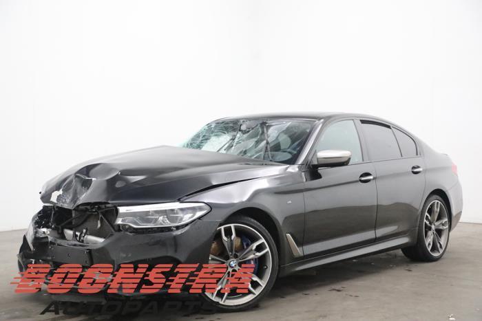BMW 5-Serie 17- M550d xDrive 24V 2017-07 / 2024-00
