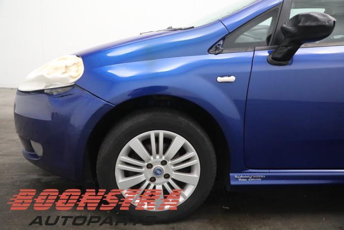 Fiat Punto Evo (199), Hatchback, 2009<br><small>1.4, Hatchback, Benzine, 1.368cc, 57kW (77pk), FWD, 350A1000, 2009-10 / 2012-02, 199AXB; 199BXB</small>