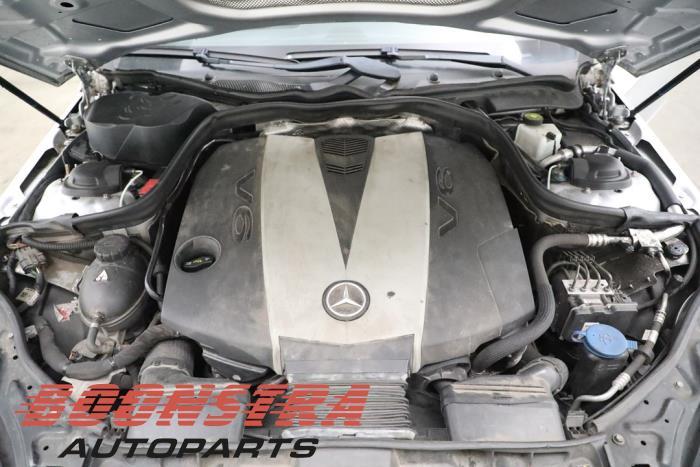 Mercedes E Estate (S212), Combi, 2009 / 2016<br><small>E-350 CDI V6 24V BlueEfficiency 4-Matic, Combi/o, Diesel, 2.987cc, 195kW (265pk), 4x4, OM642858, 2011-07 / 2013-12, 212.293</small>