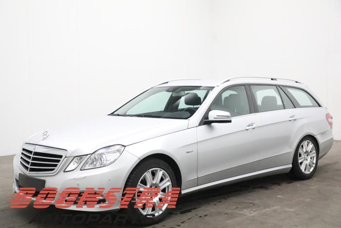 Mercedes E-Klasse E-350 CDI V6 24V BlueEfficiency 4-Matic 2011-07 / 2013-12
