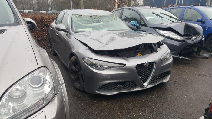 Alfa Romeo Giulia - 3896631