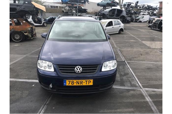 Volkswagen Touran - 5643503