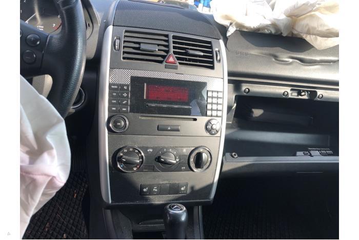 Mercedes A-Klasse - V10570