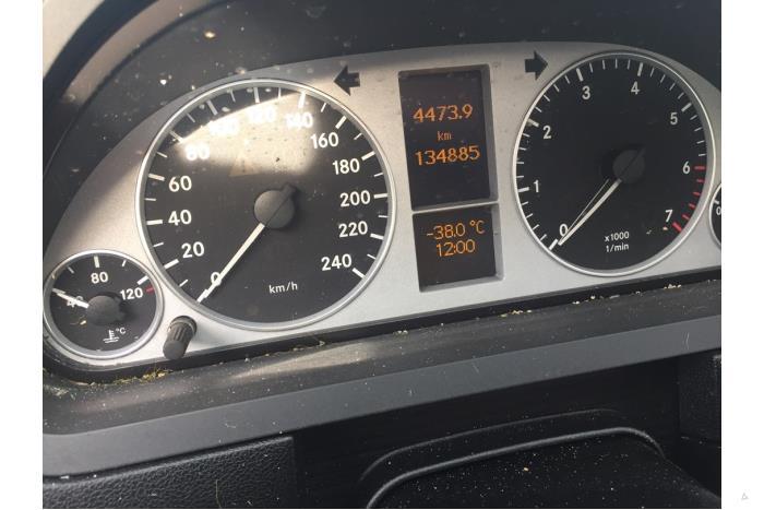 Mercedes A-Klasse - V10571