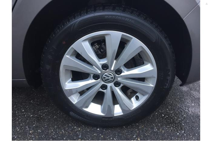 Volkswagen Golf Sportsvan - V10667