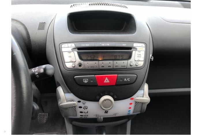 Toyota Aygo - V10681