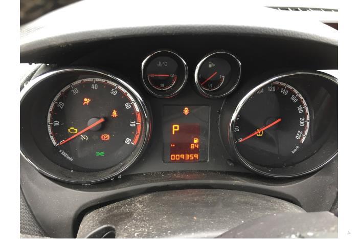 Opel Meriva - V10710