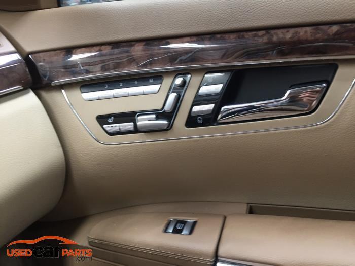 Mercedes S-Klasse - V10793