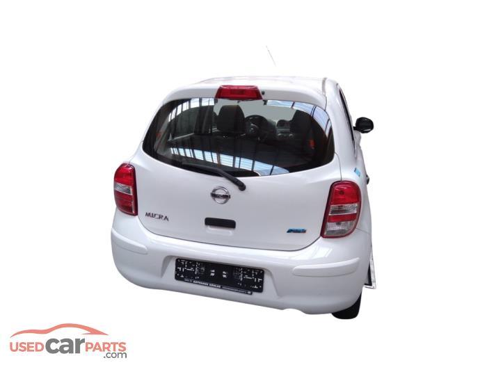 Nissan Micra - 6798887
