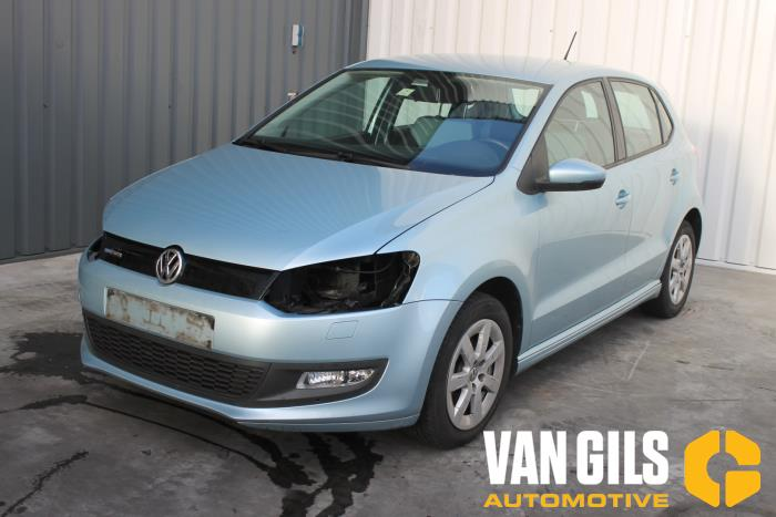 Volkswagen Polo 2010  CFW 11