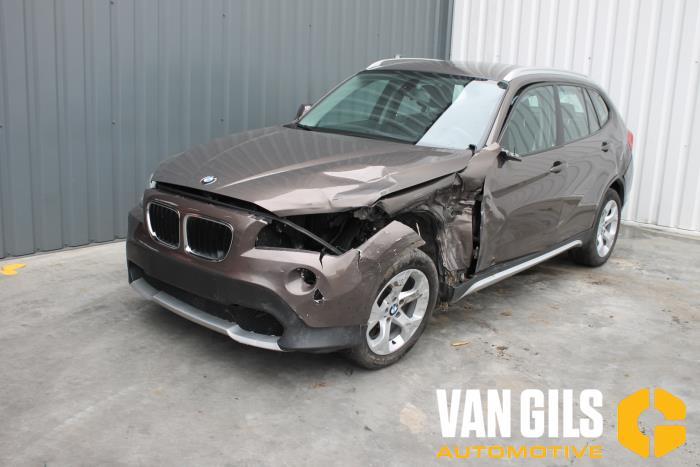BMW X1 2010  N46B20B 5
