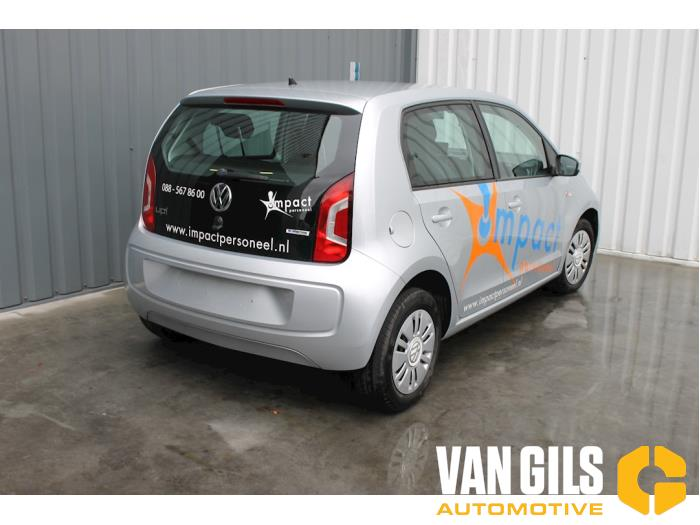 Volkswagen UP 2015  CHY 1