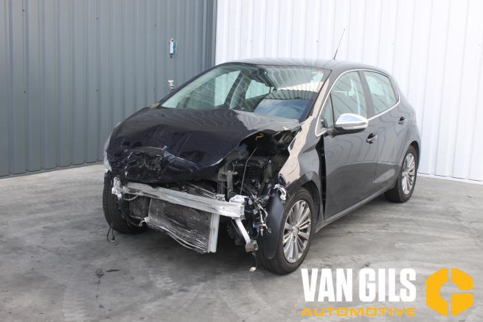 Peugeot 208 2015  BH02 5