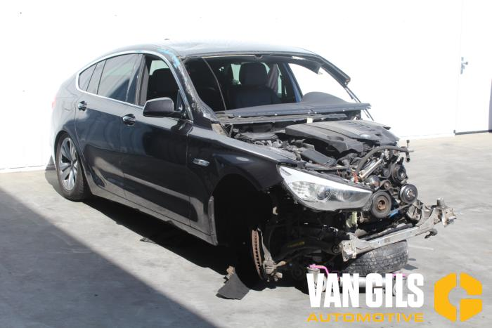 BMW 5-Serie 2010  N57D30A 7