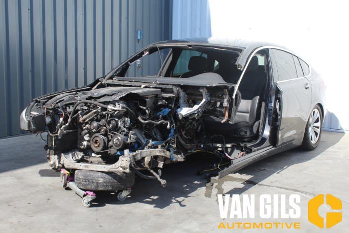 BMW 5-Serie 2010  N57D30A 5