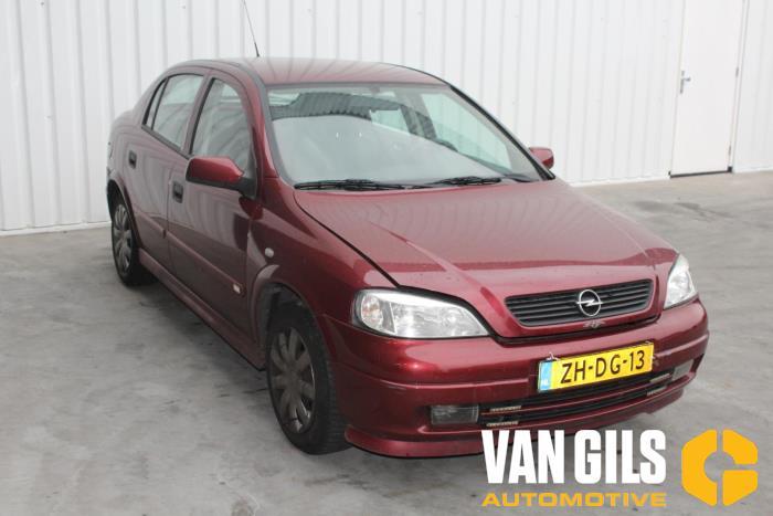 Opel Astra 1999  X16XEL 4