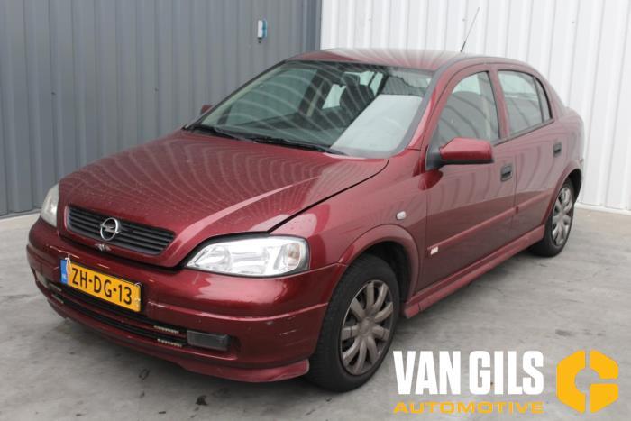 Opel Astra 1999  X16XEL 1