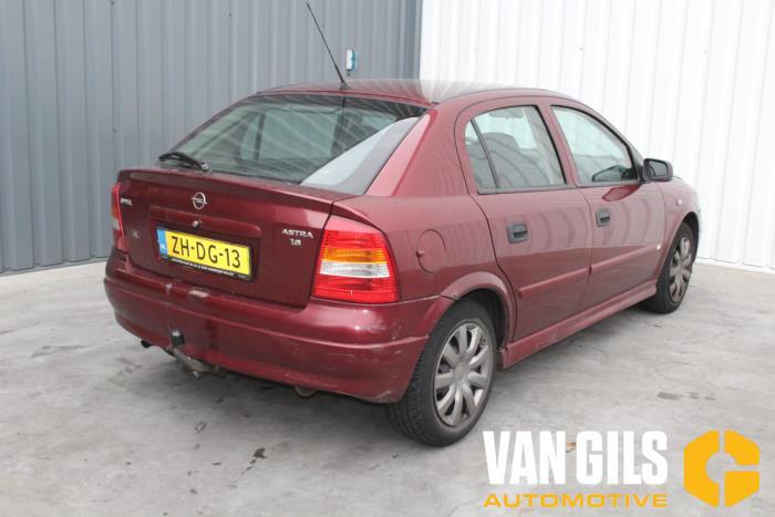 Opel Astra 1999  X16XEL 5