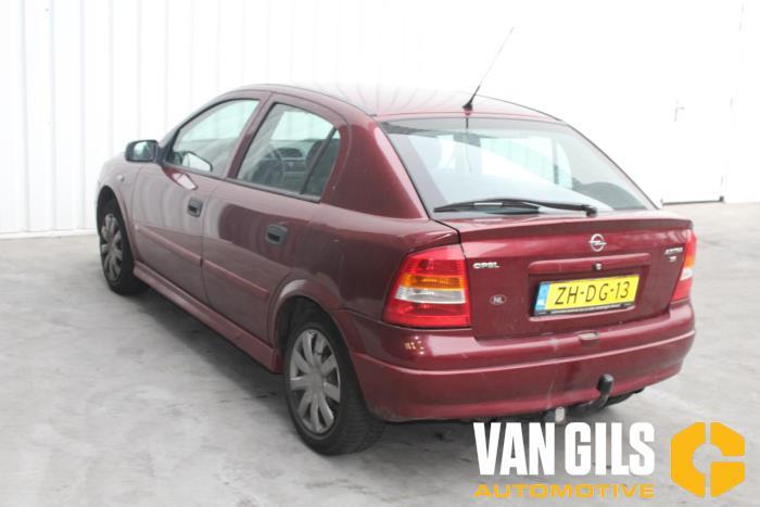 Opel Astra 1999  X16XEL 7