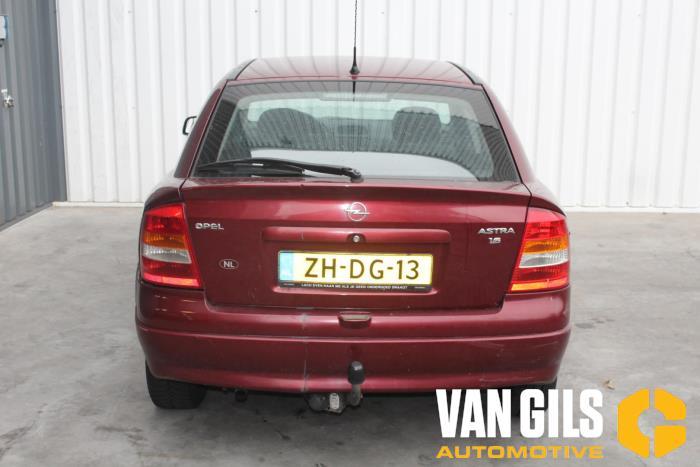 Opel Astra 1999  X16XEL 6